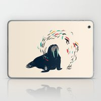 Walrus. Laptop & iPad Skin
