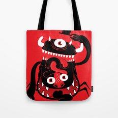 Mister Monster Tote Bag