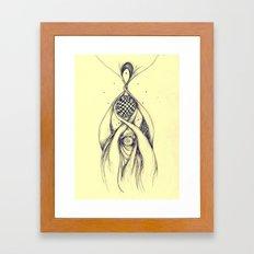 balmoon Framed Art Print