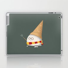 Invisibility Spell Laptop & iPad Skin