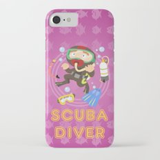Scuba dive iPhone 7 Slim Case