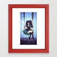 FairyTail Framed Art Print