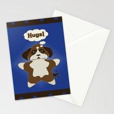 Star Dog Stationery Cards