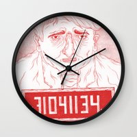 The Poor Wall Clock