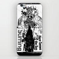 Burning Sun iPhone & iPod Skin