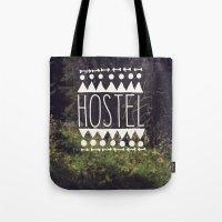 hostel Tote Bag