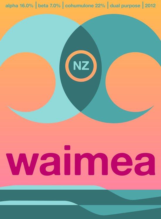 waimea single hop Canvas Print