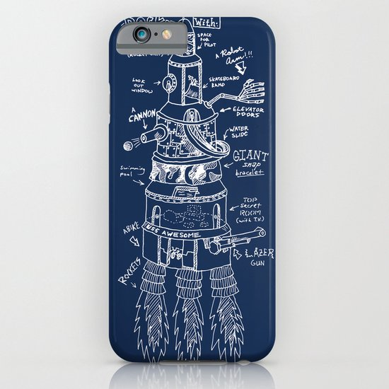U.S.S. Awesome iPhone & iPod Case