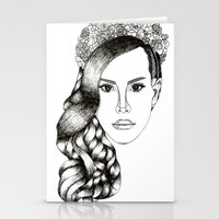 Lana Del lovely Stationery Cards