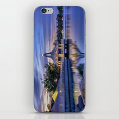 The Gazebo on the Lake. © J&S Montague. iPhone & iPod Skin