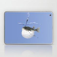 Take It Outside! (Colour)  Laptop & iPad Skin
