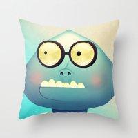 Melvin Throw Pillow