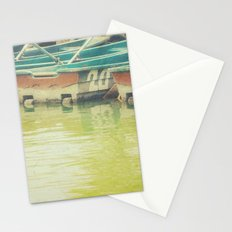 The boat number 20 Stationery Cards