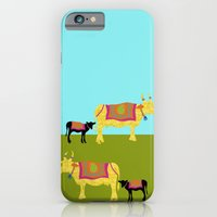 Streets of India- Cows iPhone 6 Slim Case