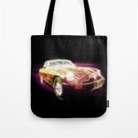 Neon MG - Return of the Retro Tote Bag