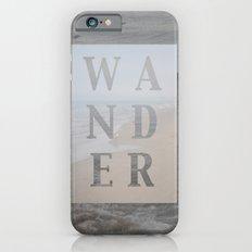 Wandering Slim Case iPhone 6s