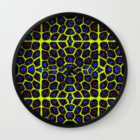 Animal Cells Wall Clock