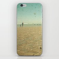 Beach Days iPhone & iPod Skin