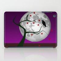 Lonely portend iPad Case