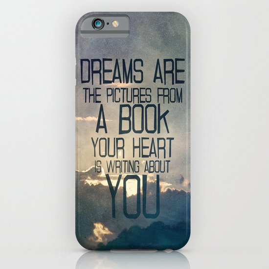 Dreams Art... iPhone & iPod Case