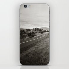 {  on the road } iPhone & iPod Skin