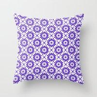 Pattern6 Throw Pillow