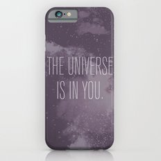 Forged in the Stars iPhone 6s Slim Case