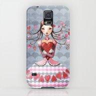 Queenofhearts II. Galaxy S5 Slim Case