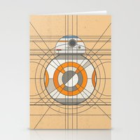 BB-8 Deco Droid Stationery Cards