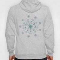 Minimalist Flower Mandal… Hoody