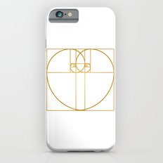 Heart of Gold Slim Case iPhone 6s