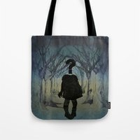 Into The Wild. Question … Tote Bag
