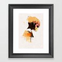 Stardust* Framed Art Print