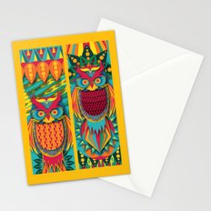 Owl's Stationery Cards