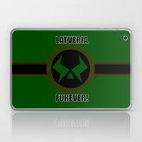 Latveria Forever! Laptop & iPad Skin