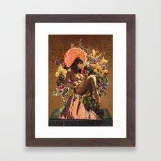 terrene Framed Art Print