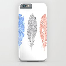 Patterned Plumes iPhone 6s Slim Case