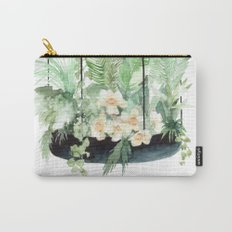 plants in a cage Carry-All Pouch