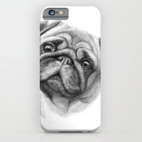 The Pug G123 iPhone 6 Slim Case