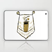 The Golden Bear Laptop & iPad Skin
