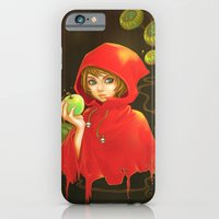 Poison Apple & A Little Red Hood iPhone 6 Slim Case