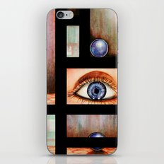 Corrruption of the mind iPhone & iPod Skin