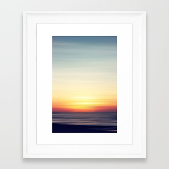 Softly II Framed Art Print