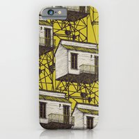iPhone & iPod Case featuring It Takes Me Down. Part Two by Anton Marrast