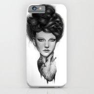 Anxiety iPhone 6 Slim Case