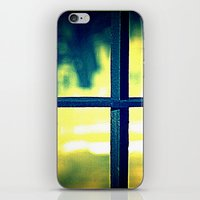Life On The Other Side iPhone & iPod Skin
