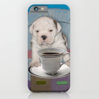 iPhone & iPod Case featuring can't this wait until after my first cup by C...