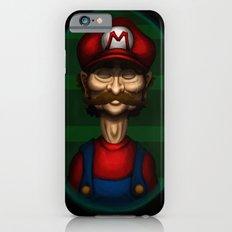 Sad Mario Slim Case iPhone 6s