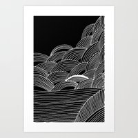 Righi Art Print