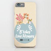 NSFW - B*tches Love Flow… iPhone 6 Slim Case